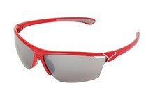 Cebe Cinetik Sportbrille red / 1500 grey flash silver